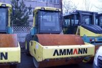 Грунтовый каток Ammann ASC 150 D